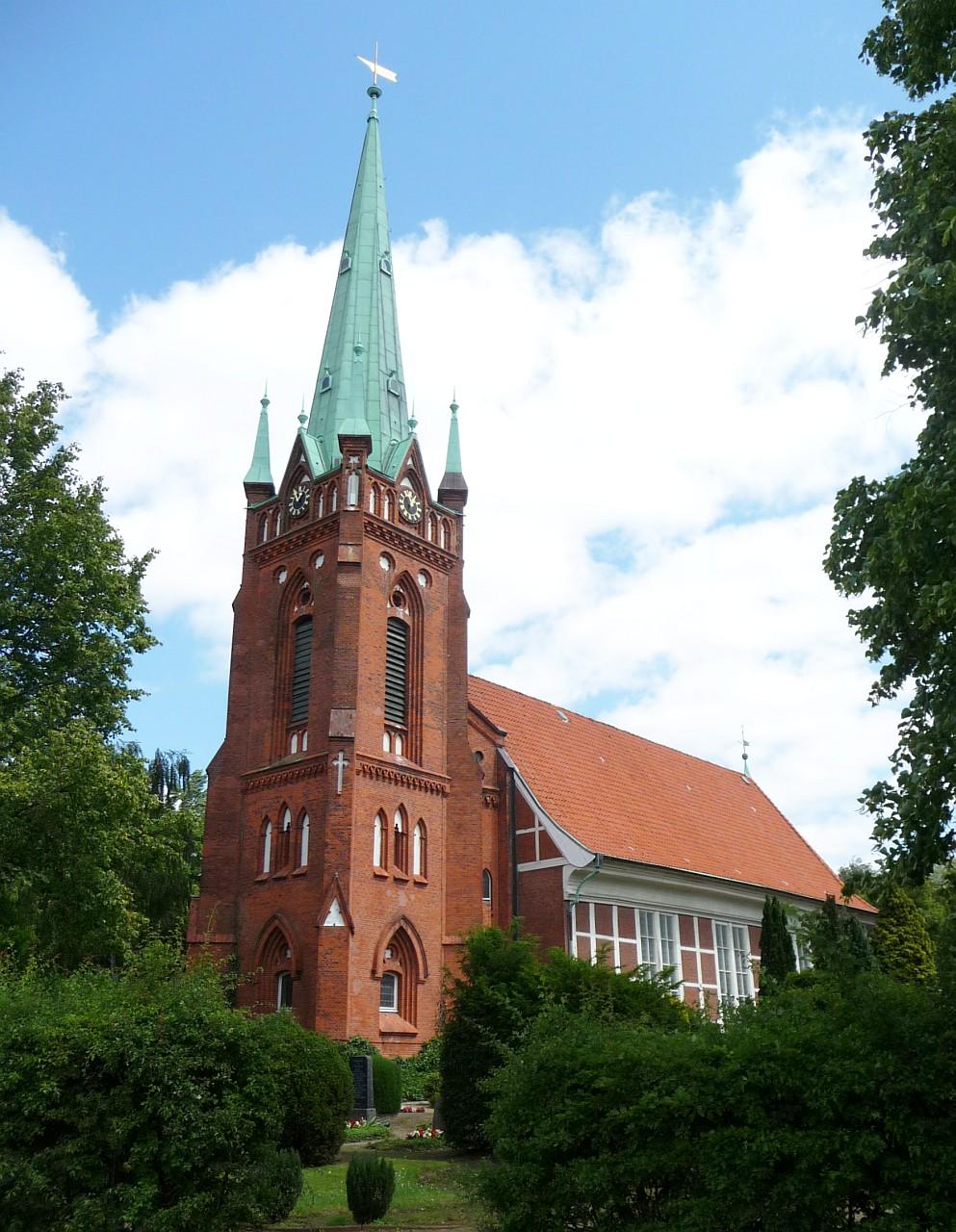 St Nikolai Kirche Hamburg