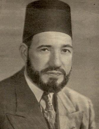 Hassan al-Banna. (Quelle: Wikimedia Commons)