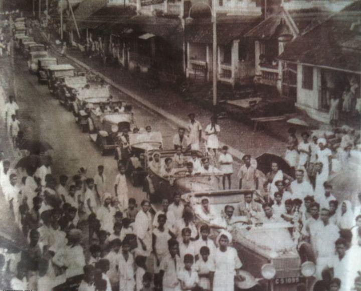 Thrissur in the past, History of Thrissur