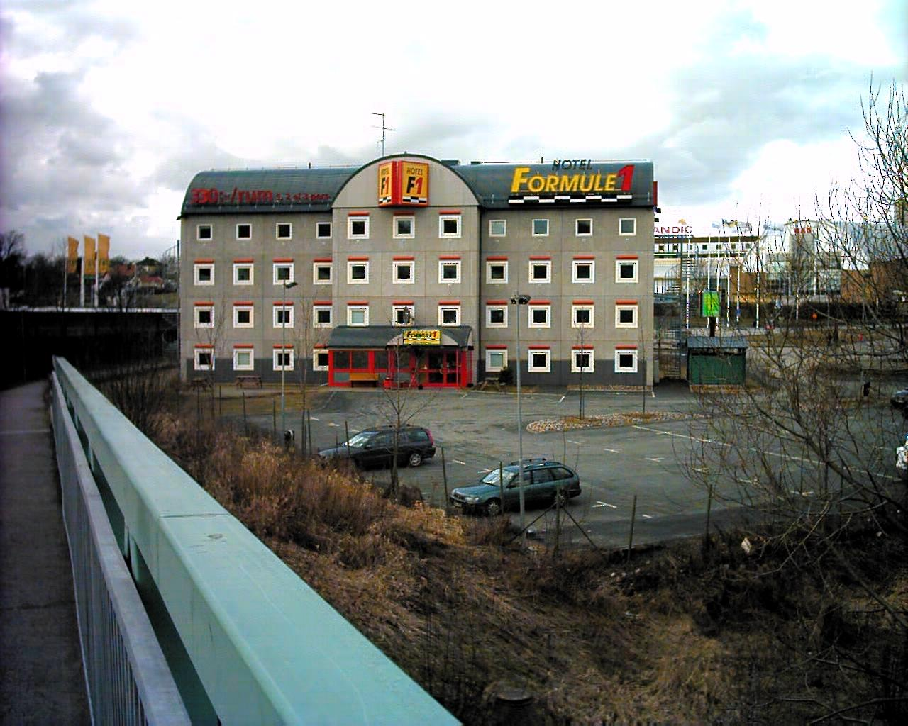 Hotel Formule  Pebac Bersol