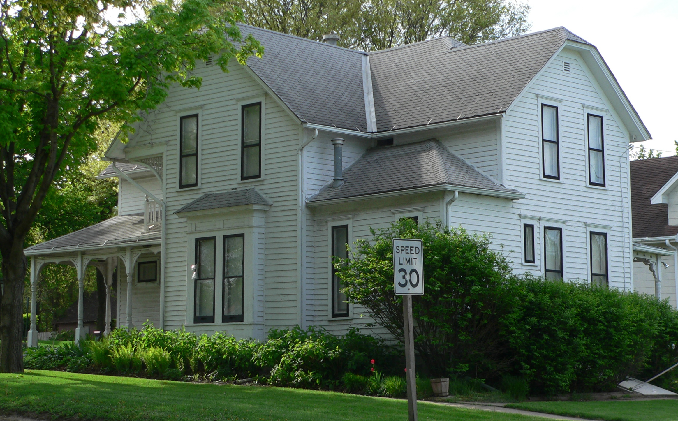 hansons house