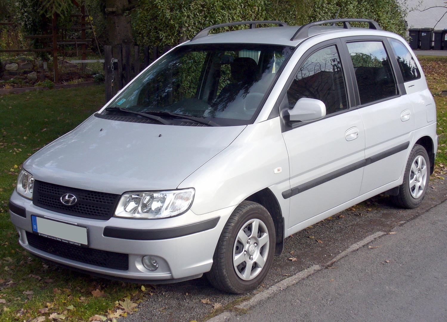 File Hyundai Matrix Facelift Jpg