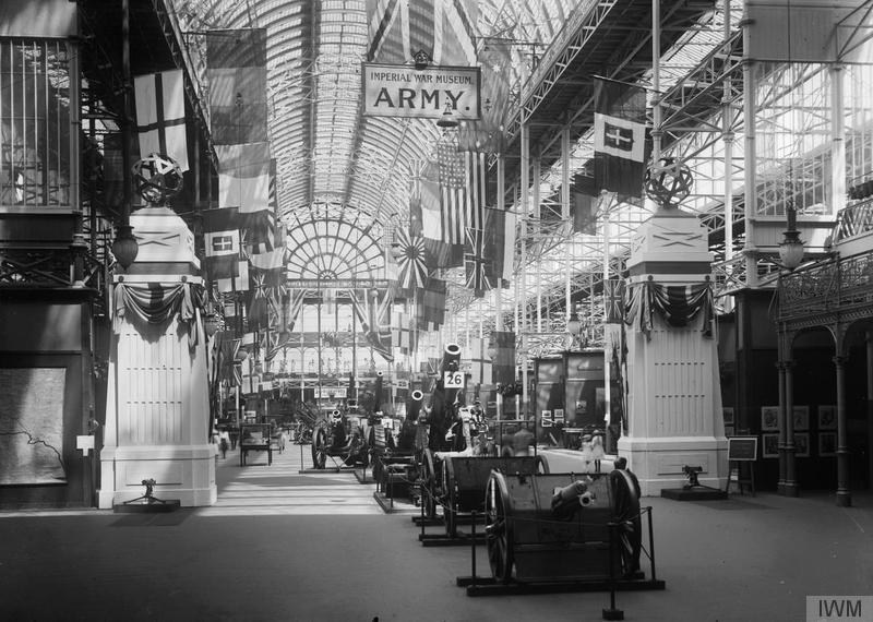 File:Imperial War Museum Galleries at the Crystal Palace