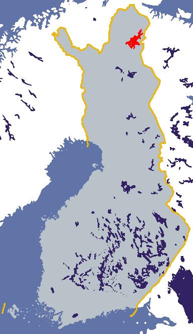 enaresjøen kart File:Inarijärvi.png   Wikimedia Commons enaresjøen kart