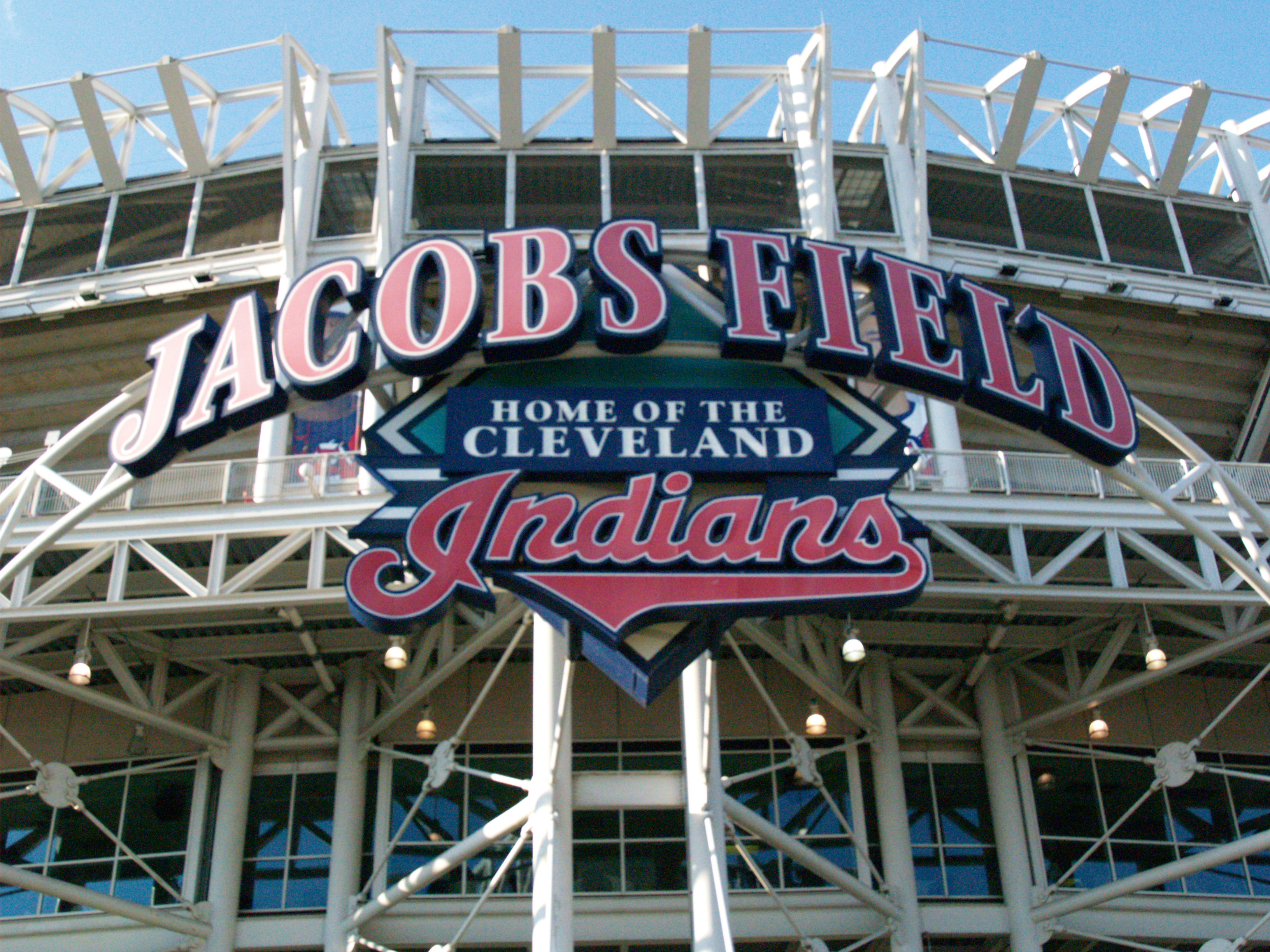 File Jacobs Field Main Sign Jpg