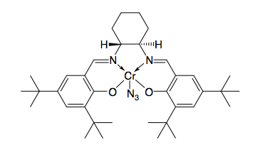 a report on the jacobsens catalyst Synthesis and use of jacobsen's catalyst: enantioselective epoxidation in the  introductory organic laboratory authors: hanson, john publication: journal of.