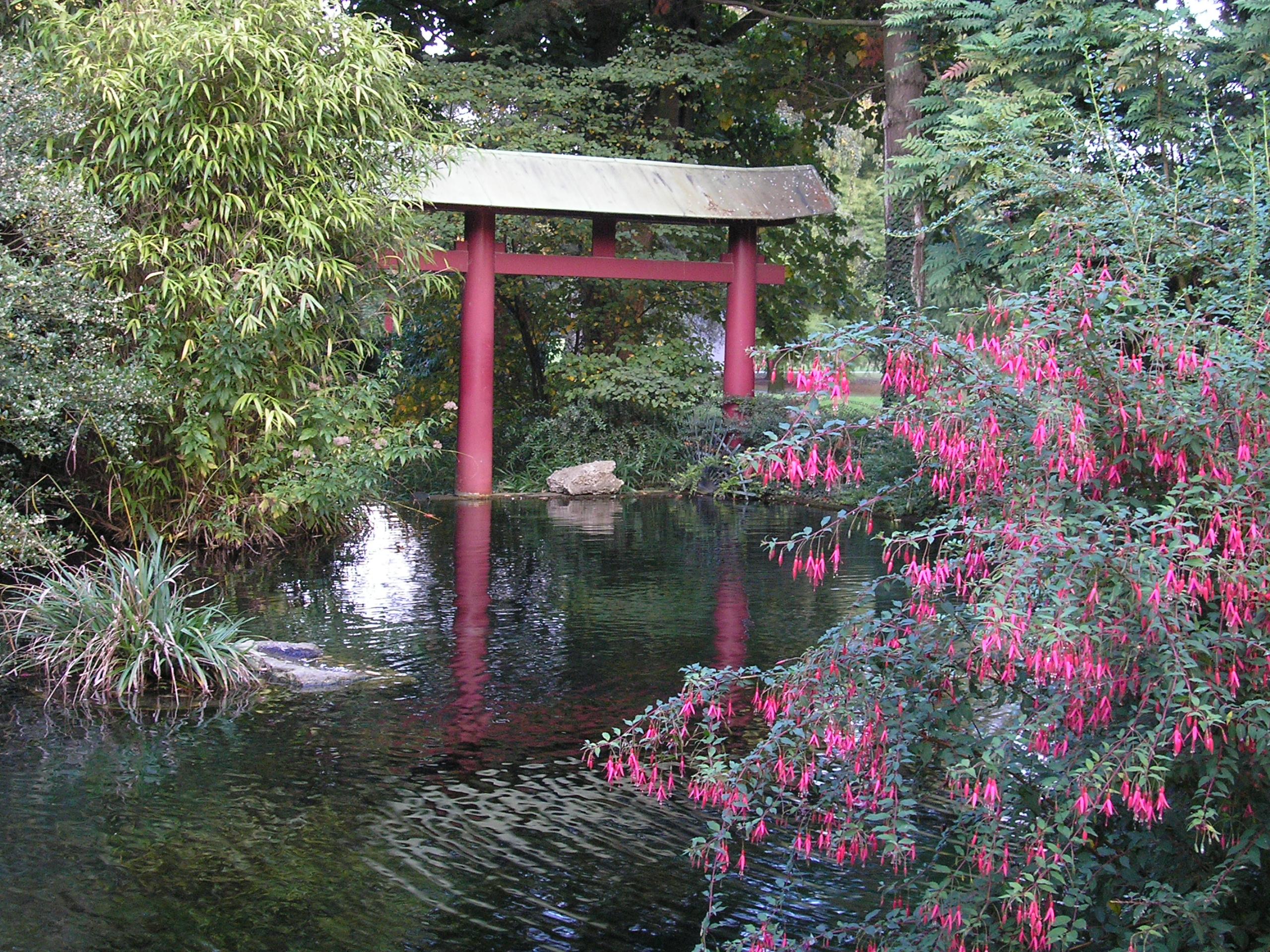 Japanischer garten fotos japanischer garten fotos for Garten im herbst anlegen