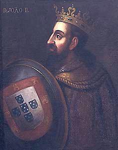 ז'ואאו השני, מלך פורטוגל