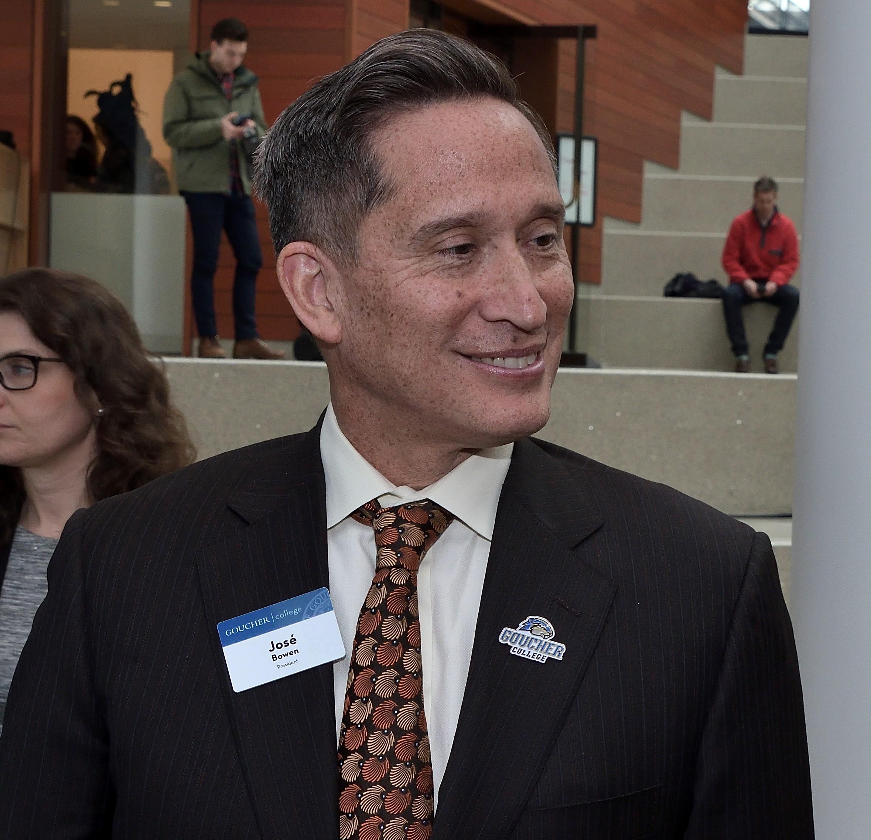 Bowen in March 2018