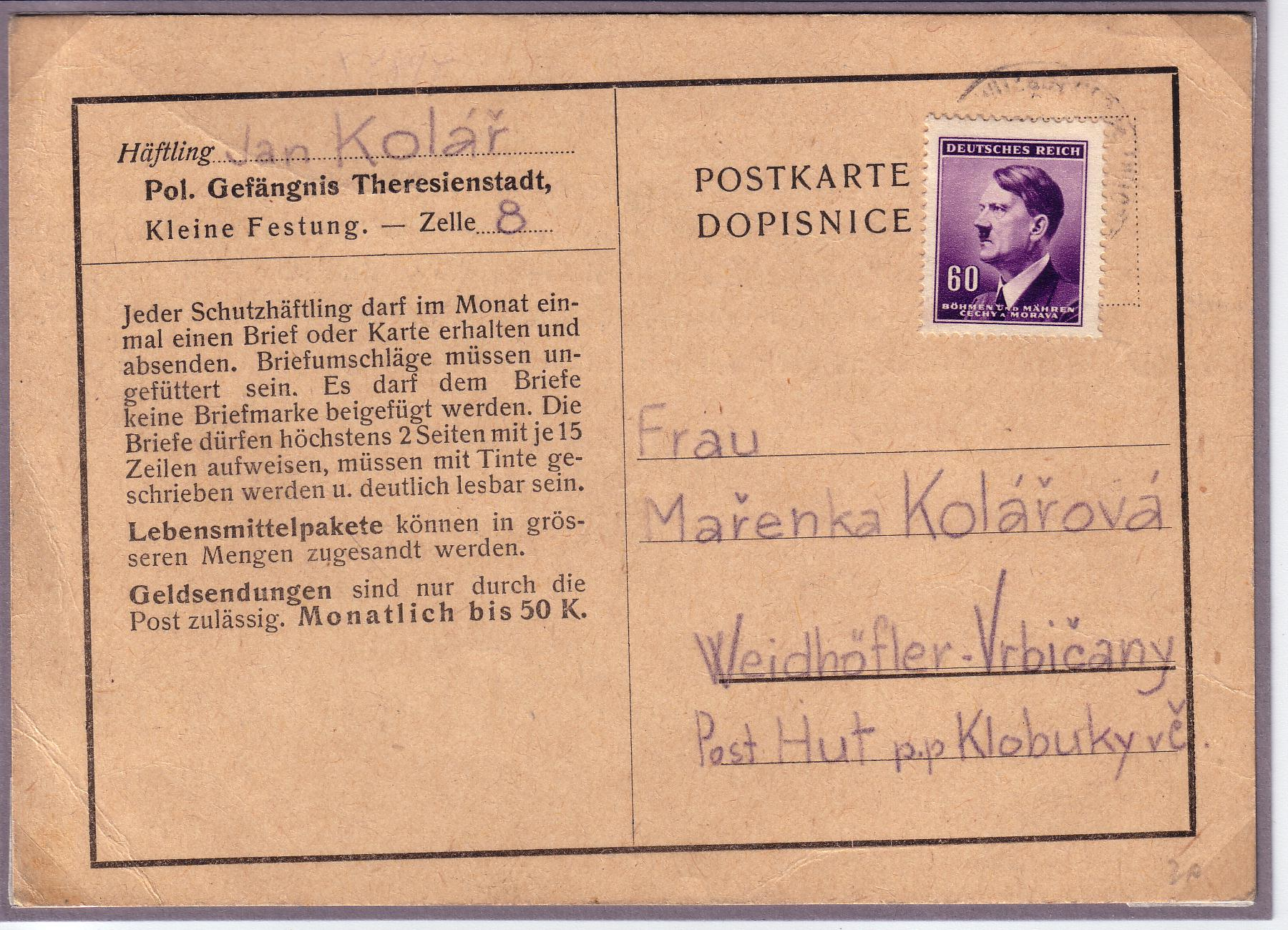Kz Theresienstadt Wikipedia