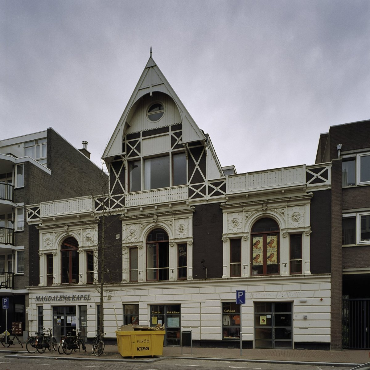 Stijl Van Amsterdam.Bestand Kapel In Chalet Stijl Uitgevoerd Amsterdam