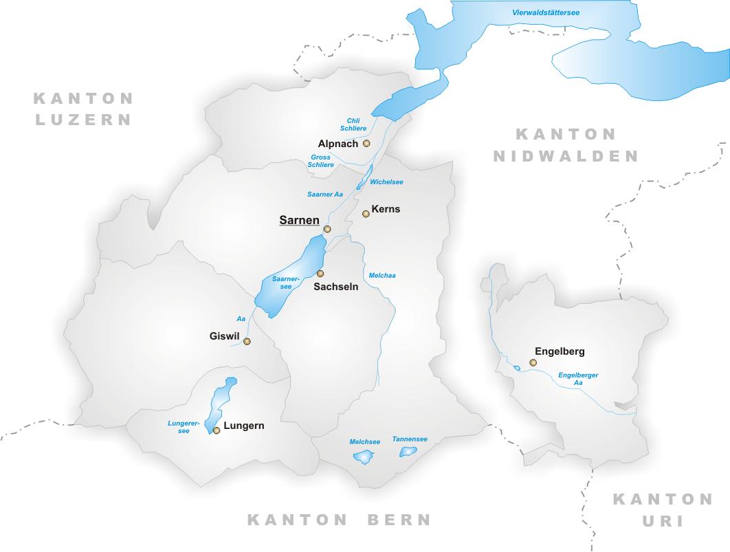 FileKarte Gemeinden des Kantons Obwaldenpng Wikimedia Commons