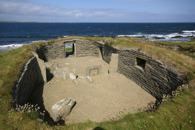 Knap of Howar - geograph.org.uk - 1398054
