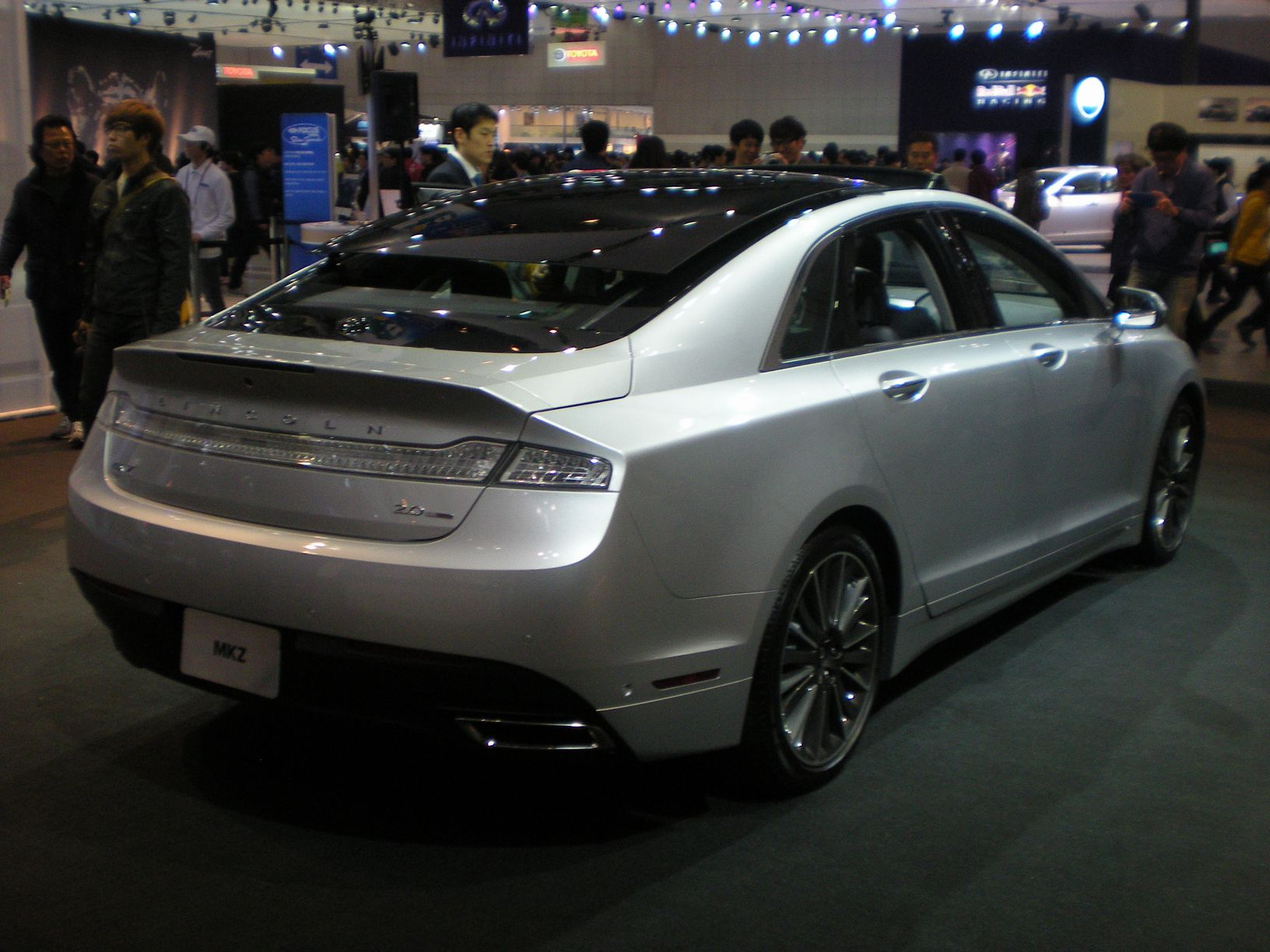 2013 Lincoln Mkz >> File:LINCOLN MKZ 2013 SMS 02.JPG - Wikimedia Commons
