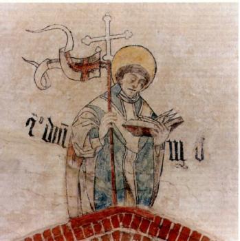 Saint Lebwin