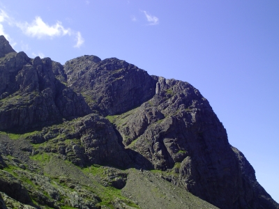 563e00943 Ledge Route and the Carn Mor Dearg Arete (Ben Nevis) – Travel guide ...