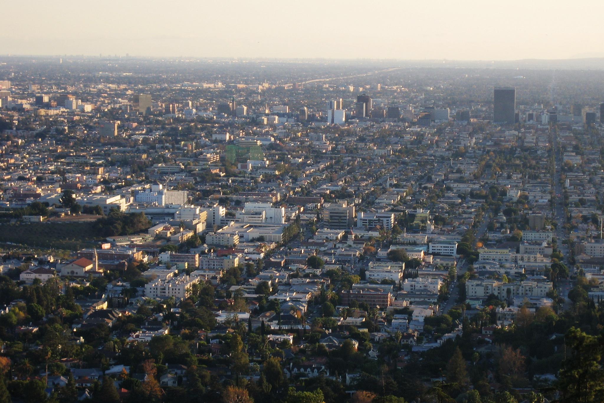 East Hollywood Los Angeles Wikipedia
