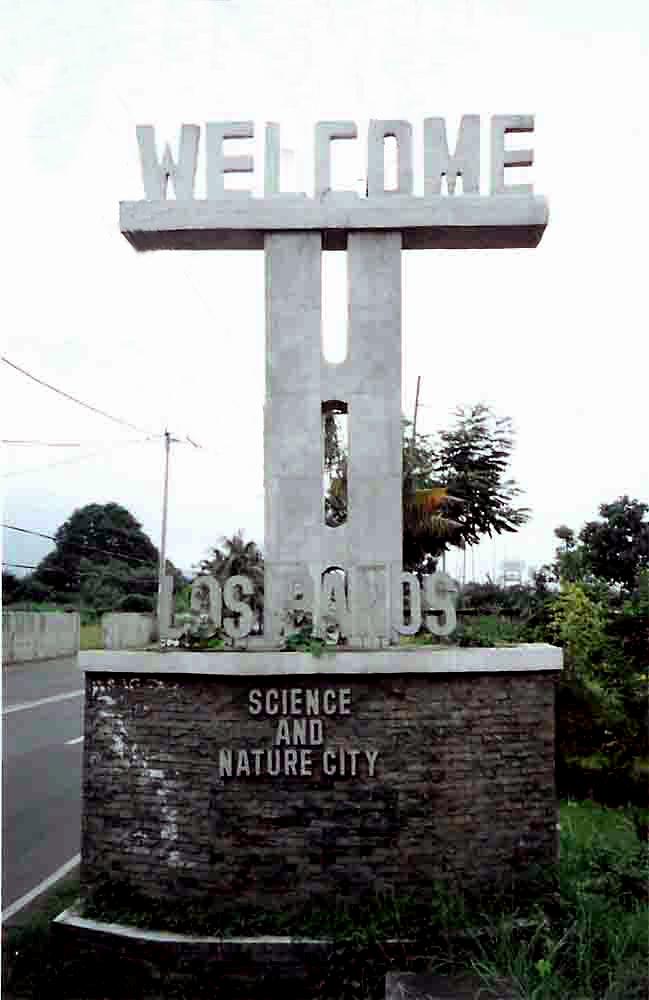 los banos laguna philippines