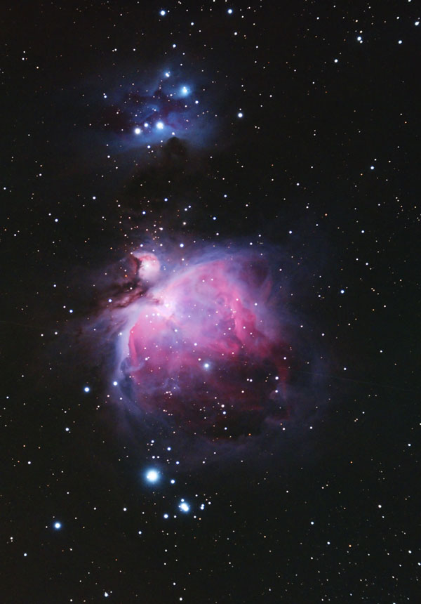 M-42, the Orion Nebula.