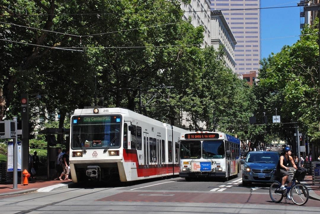 Portland Şehir İçi Ulaşım
