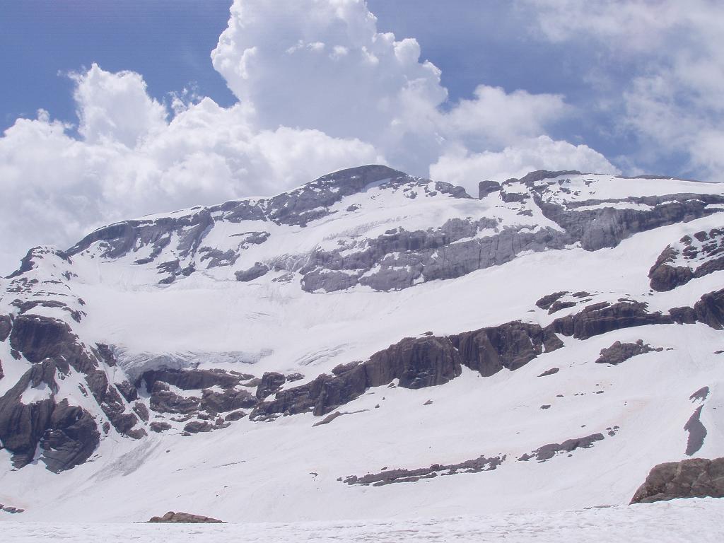 Glaciar del monte perdido wikipedia la enciclopedia libre - Apartamentos en ordesa y monte perdido ...