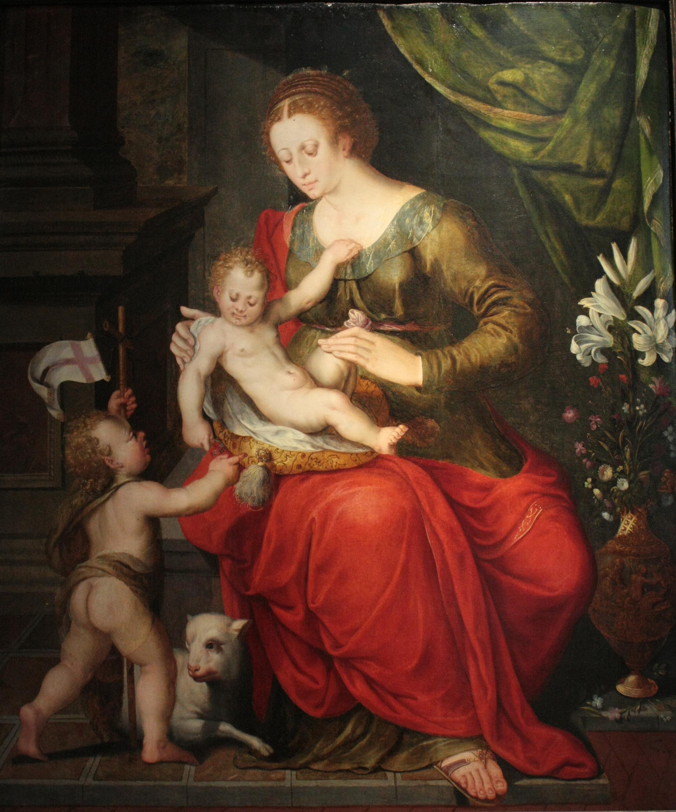 Filemaître Du Fils Prodigue Vierge à Lenfantjpg