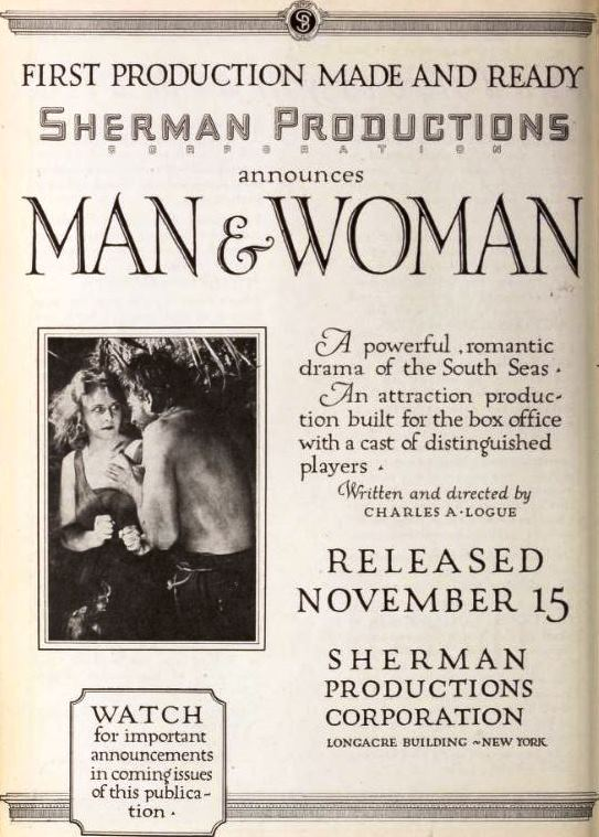 man and woman  film