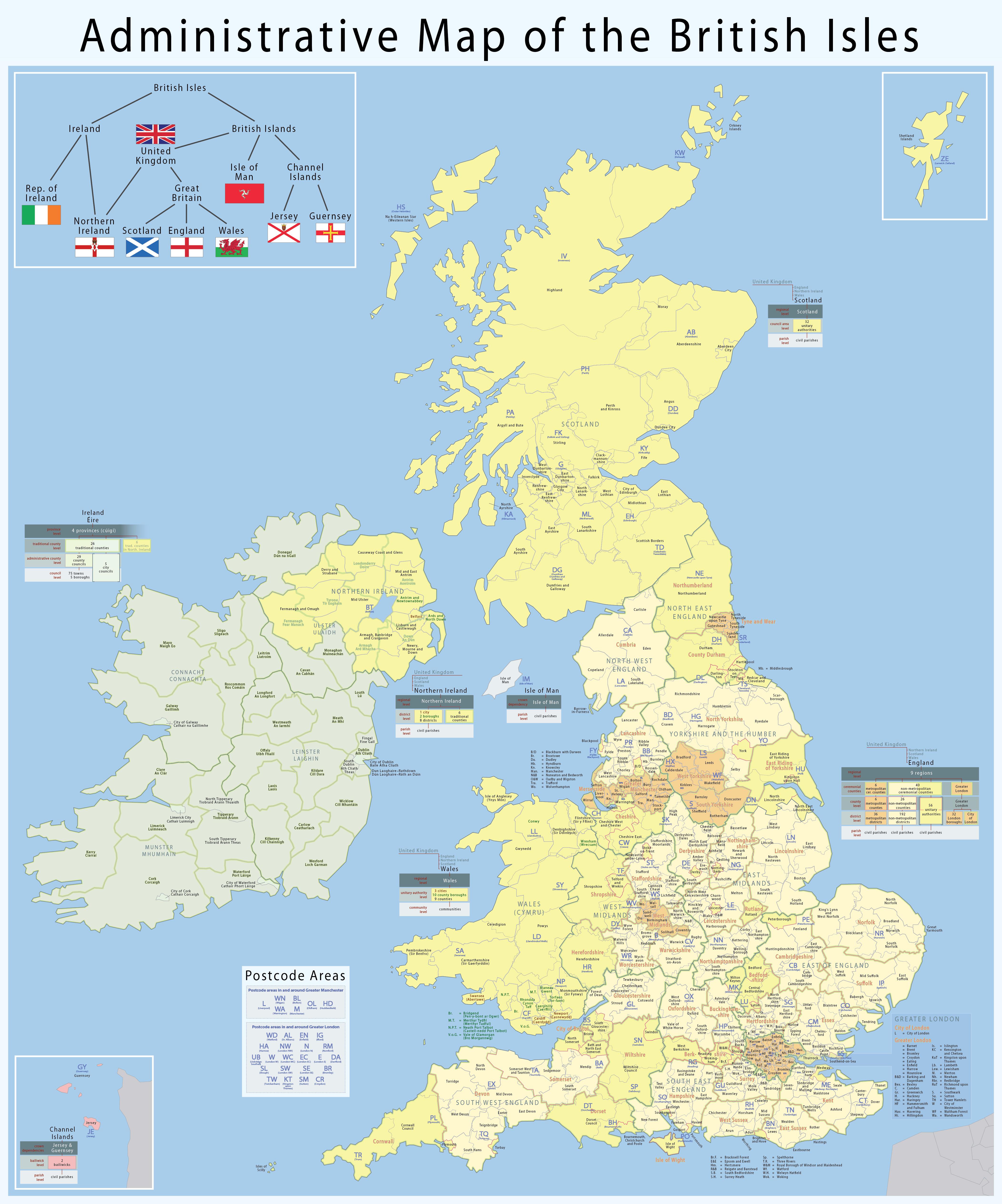 british isles map MEMES