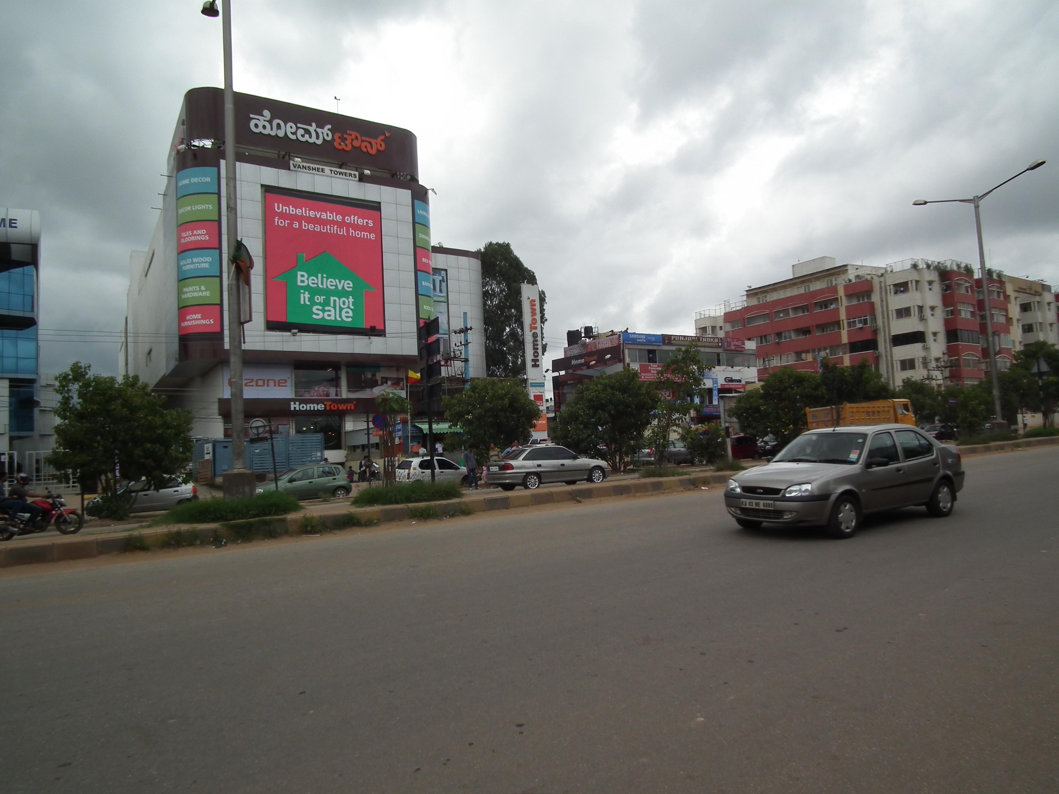 Restaurants In Marathahalli Ring Road