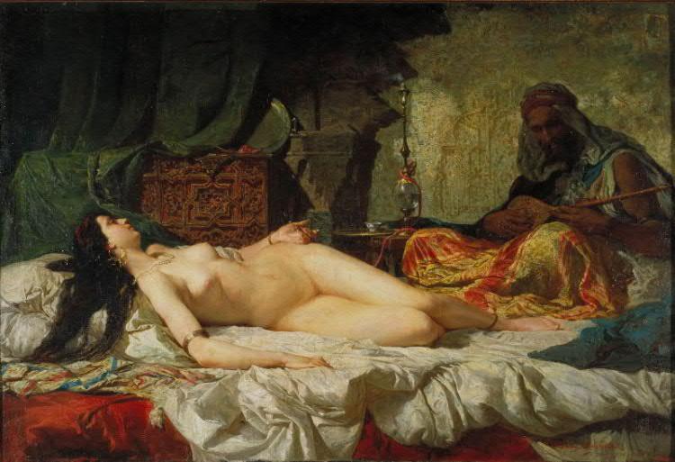 L'odalisca, de Marià Fortuny