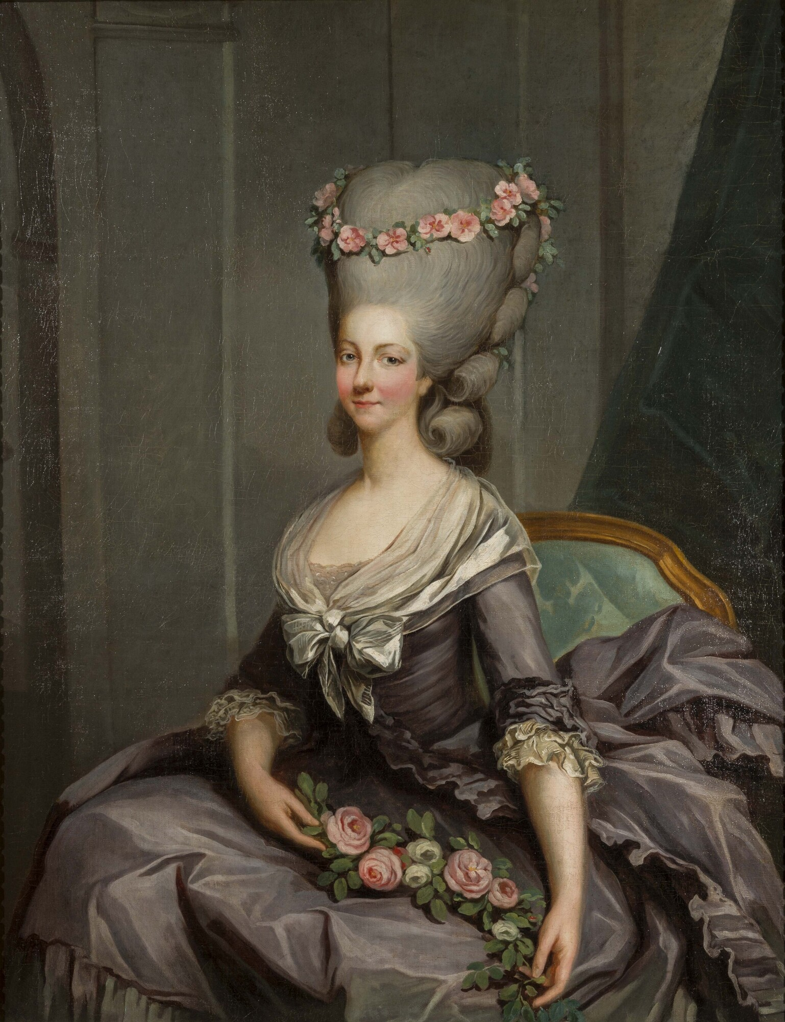 File:Marie Louise Thérèse of Savoy (Princess of Lamballe) by Antoine-François Callet, circa 1776, Versailles.jpg