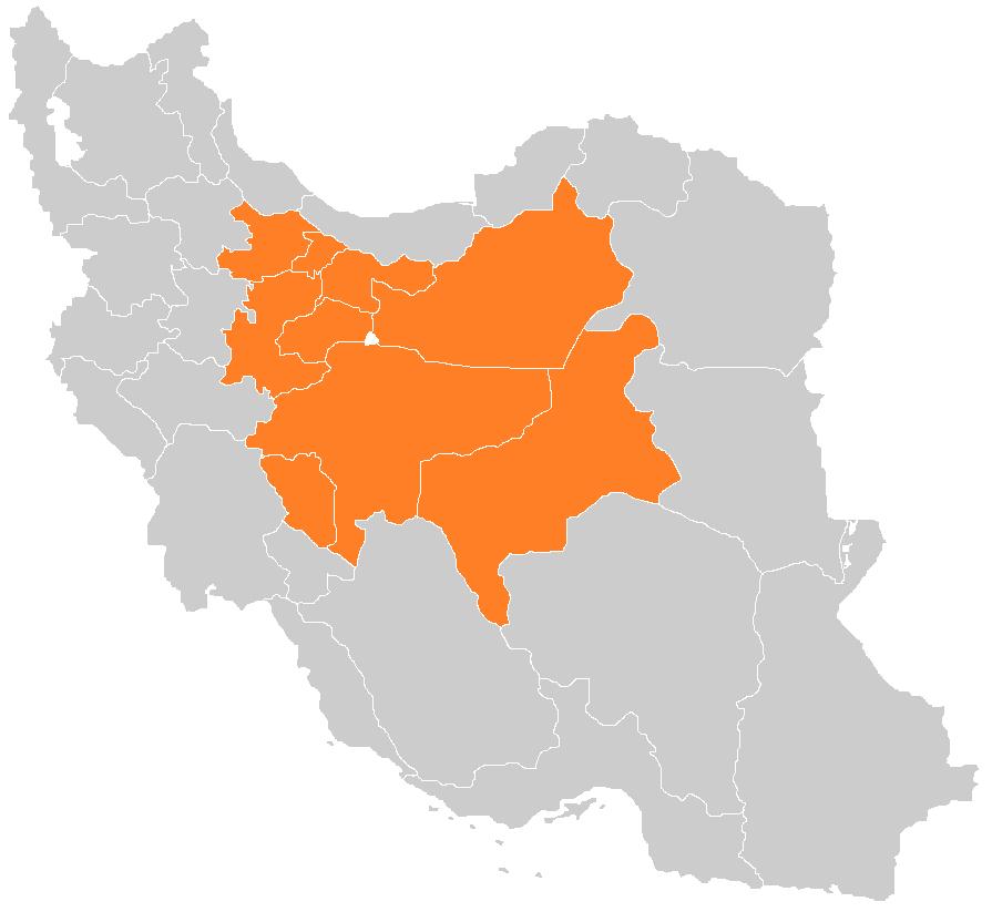 Central Iran Wikipedia