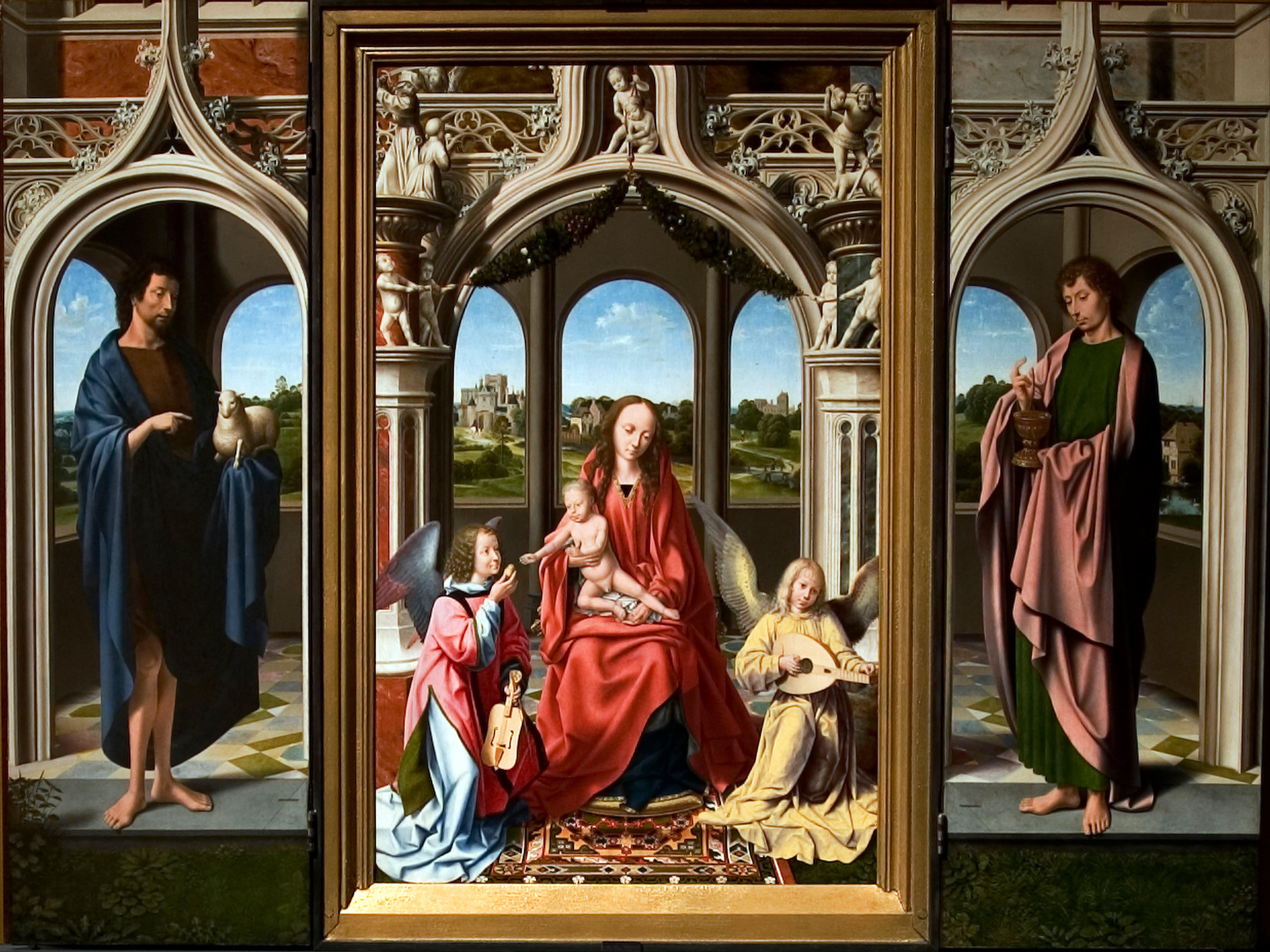 P Triptych - Lessons - Tes Teach