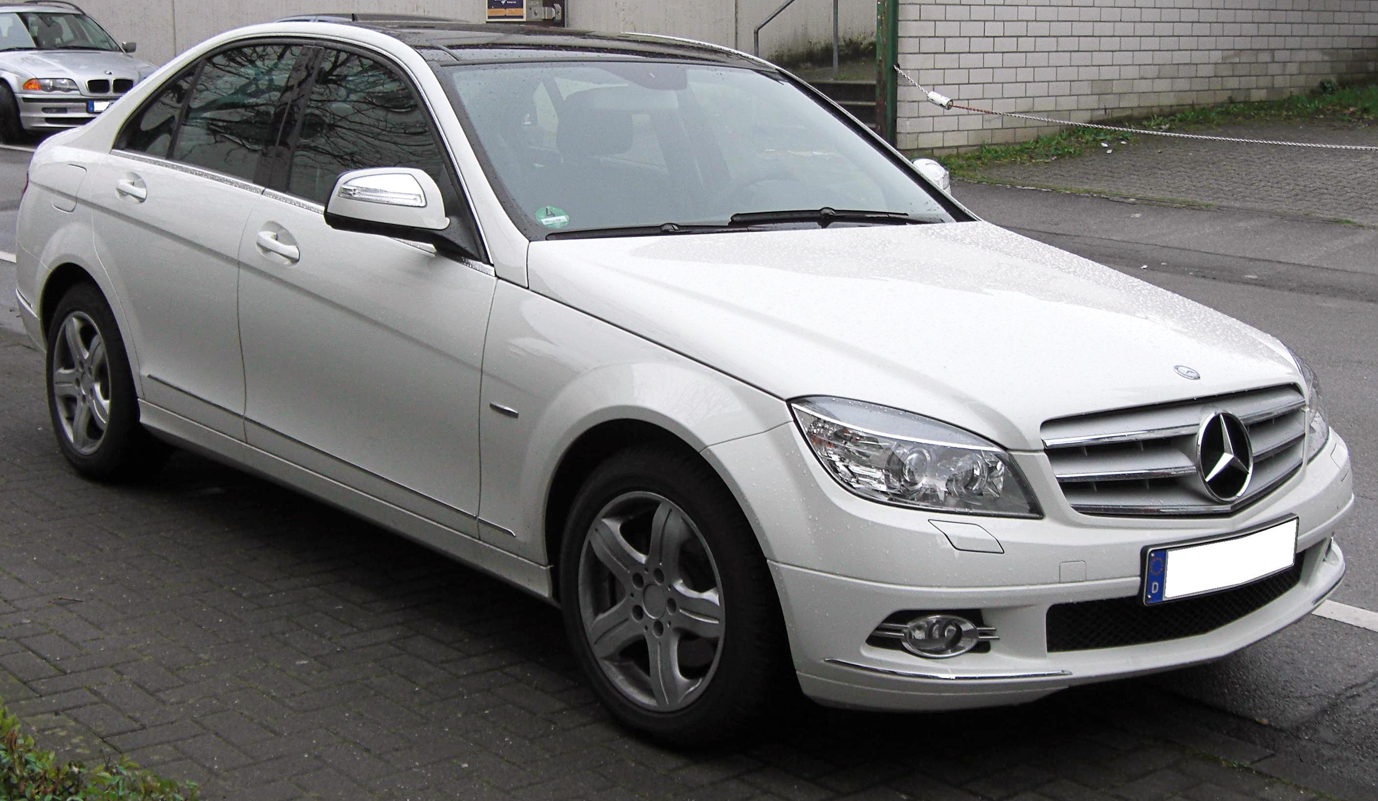 Mercedes Class Coupe Tarif