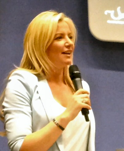Michelle Mone (Ultimo founder) 2013