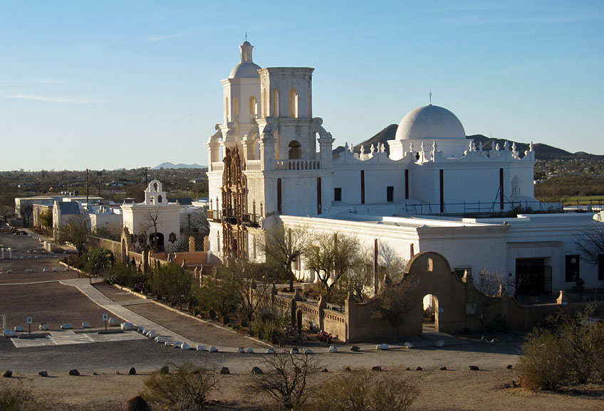 an introduction to mission san xavier del bac Schedule of mission san xavier del bac mission church is open to the public: 7: 00 am - 5:00 pm daily (the mission church will be unavailable at certain times.