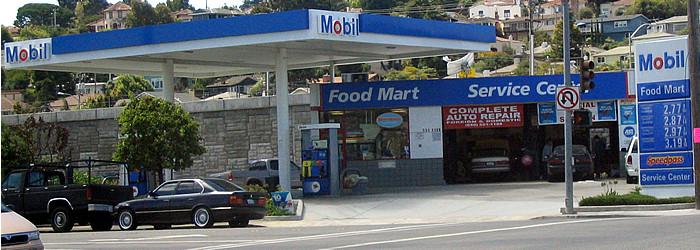 File:Mobil gas station in Belmont, California jpg