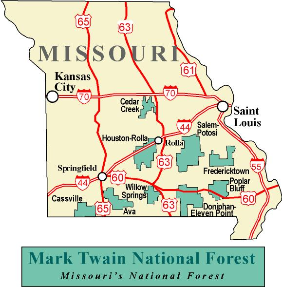 Mark Twain National Forest - Wikiwand