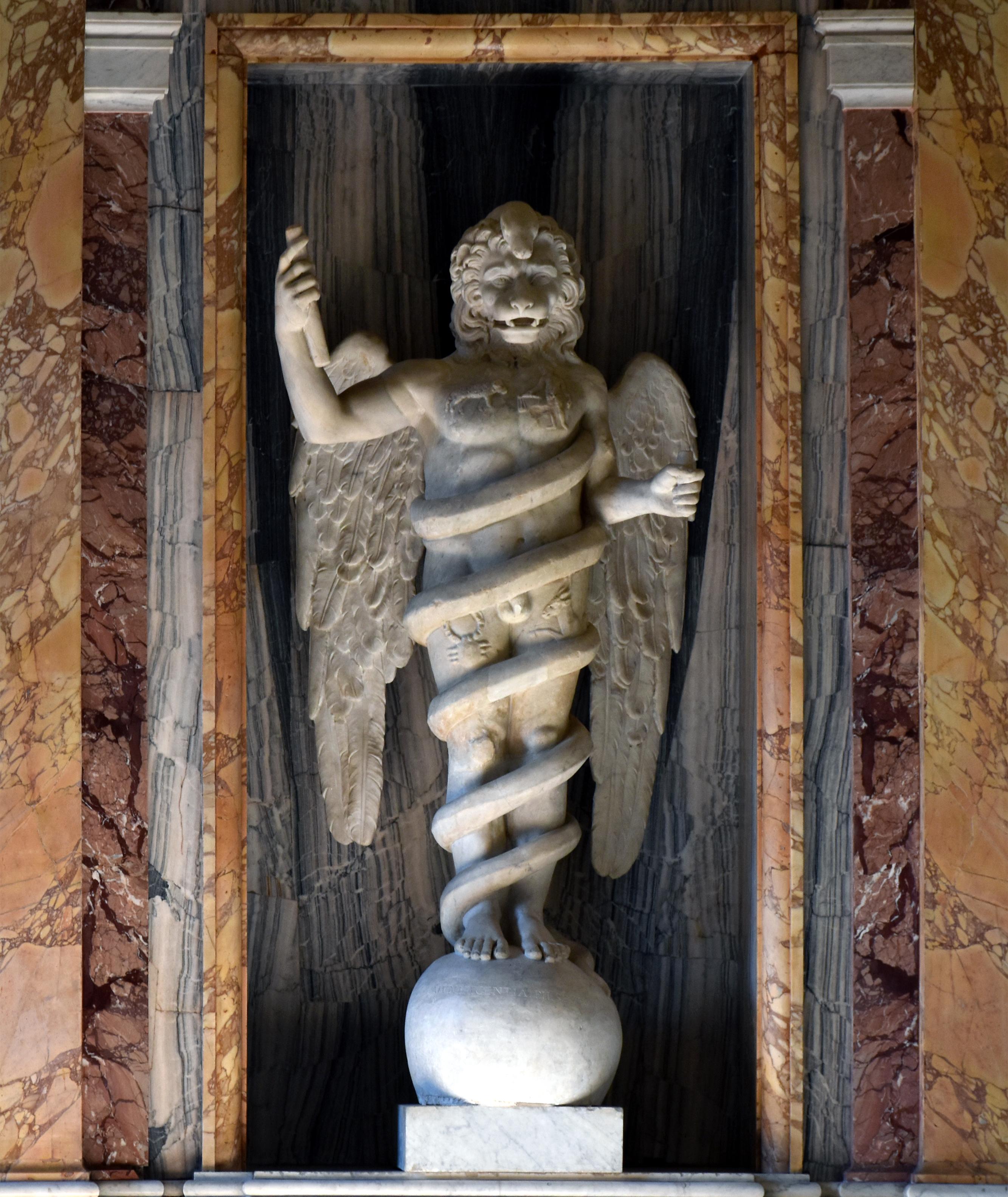 Musei Vaticani Leontocephaline11042017.jpg