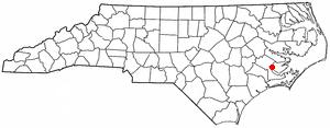Fairfield Harbour, North Carolina Census-designated place in North Carolina, United States