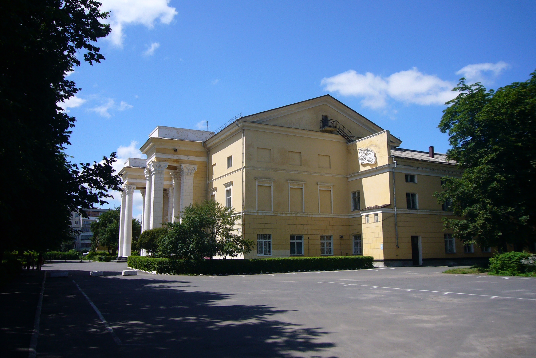 Starokonstantinov: a selection of sites
