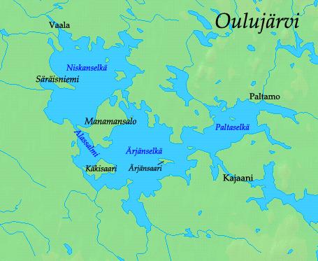 Lago Oulu