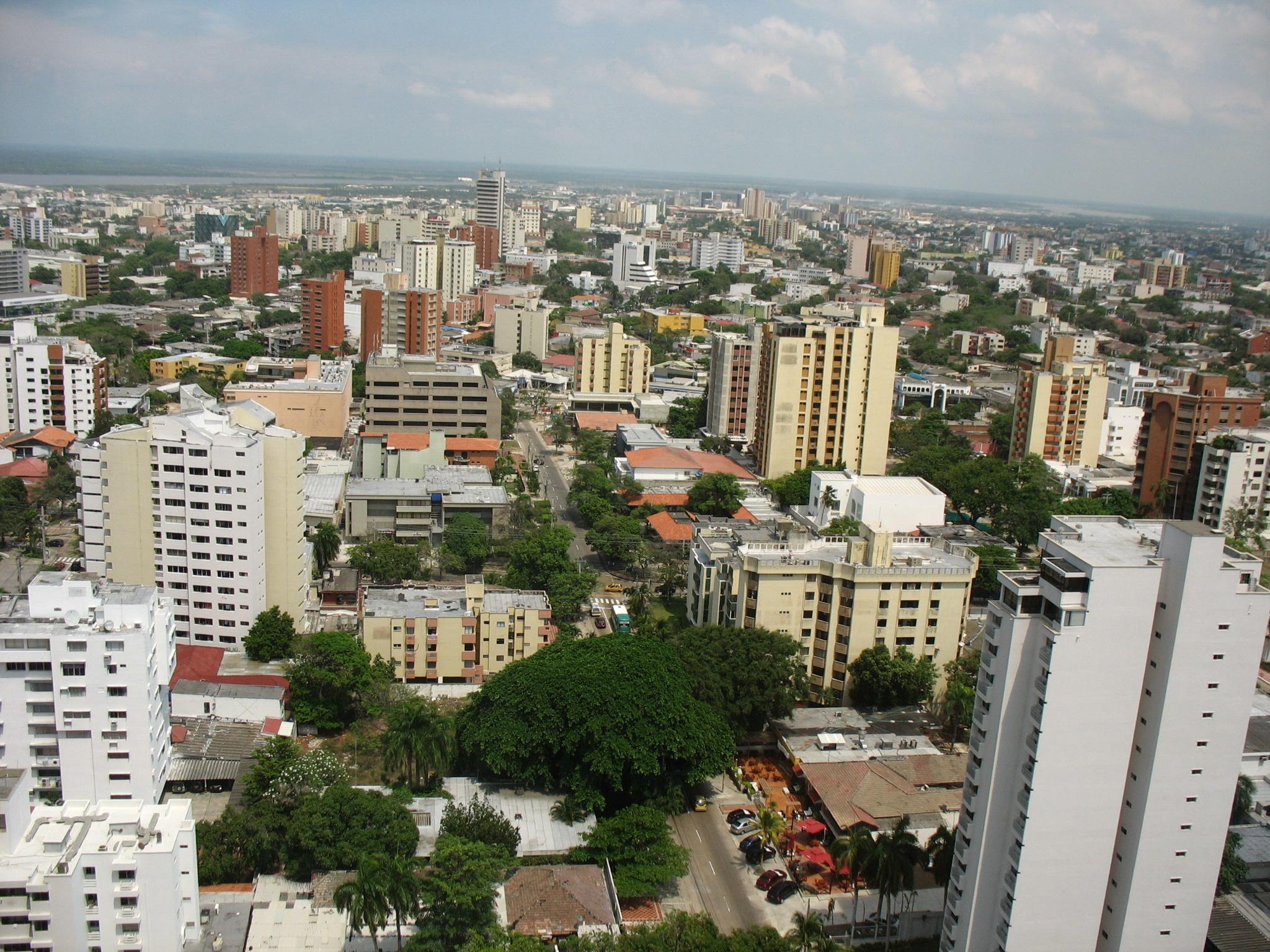 File:Panorámica general de Barranquilla.JPG - Wikimedia Commons