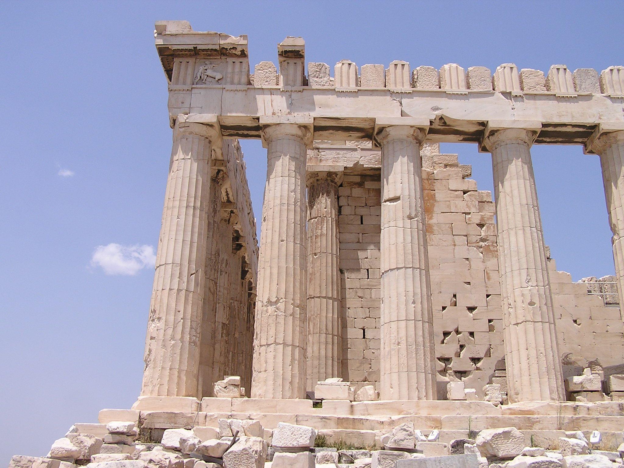 Acropolis of Athens, Greece - YouTube