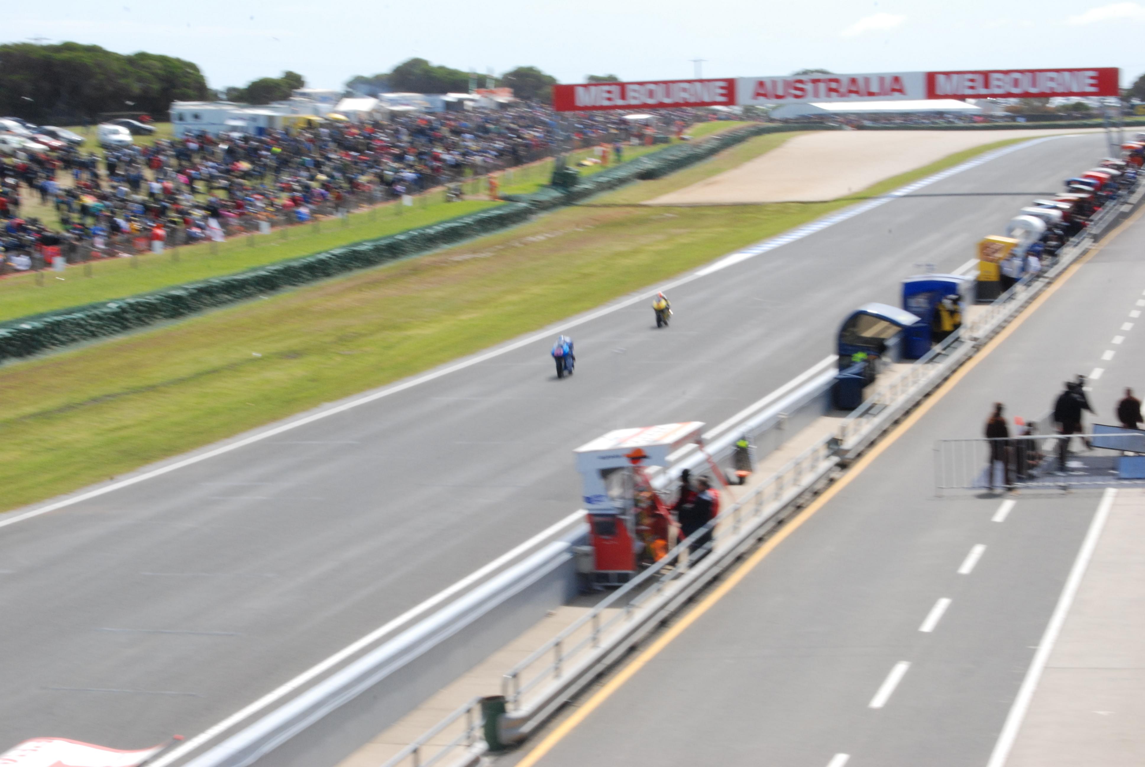 Philip Island MotoGP 2015