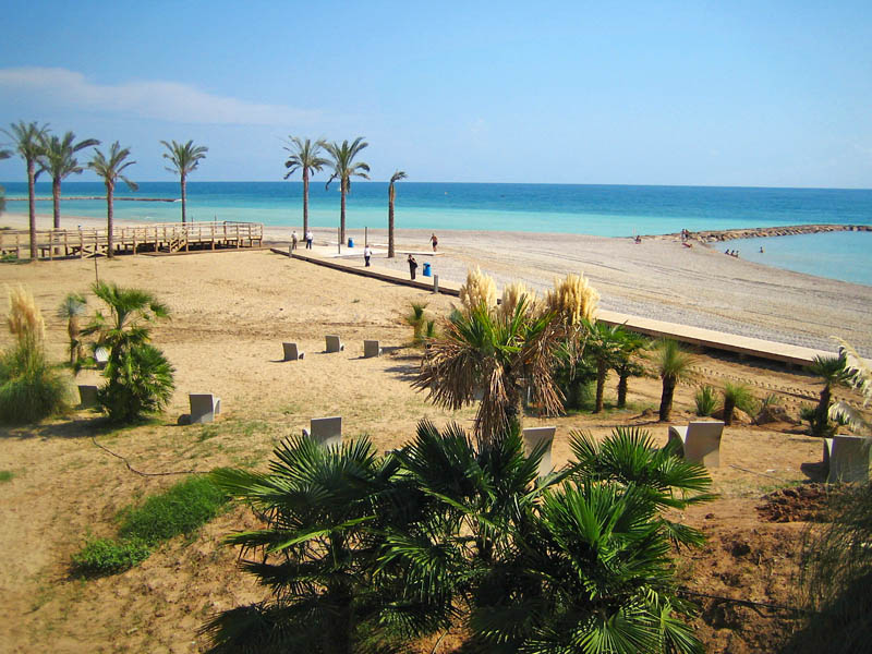 best beaches in Spain - Benicassim
