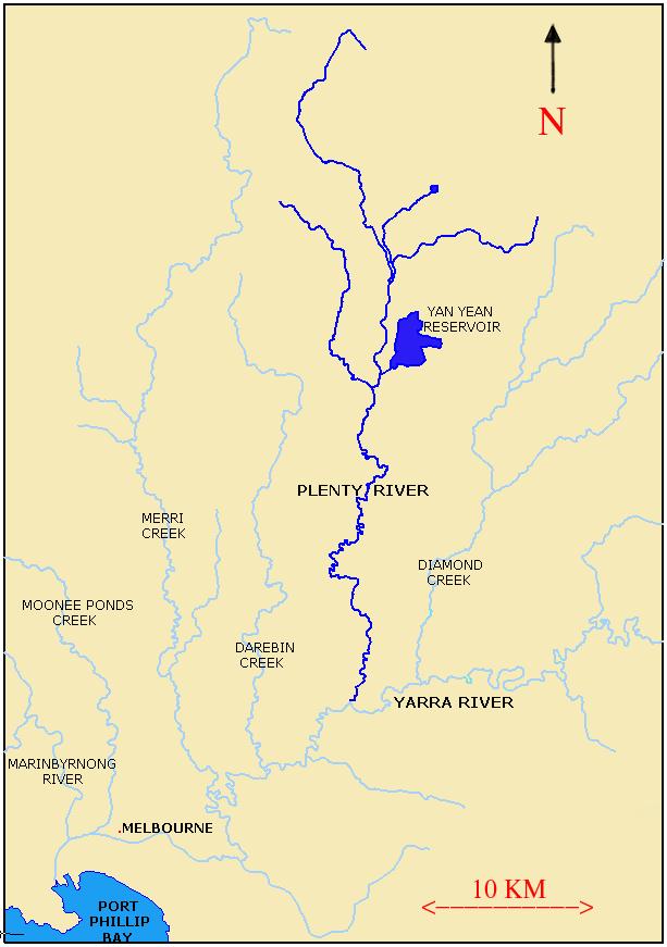 plenty river  victoria