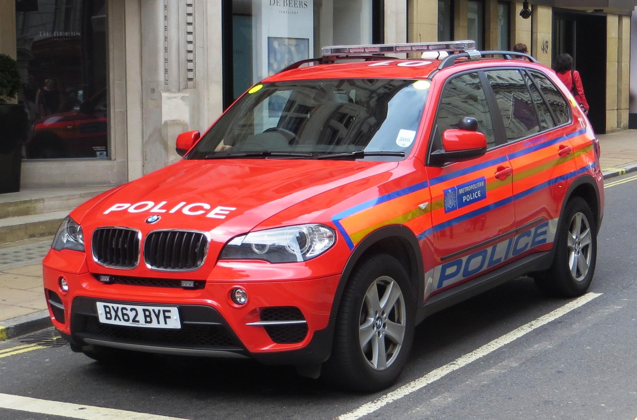 Police Cars For Sale Birmingham