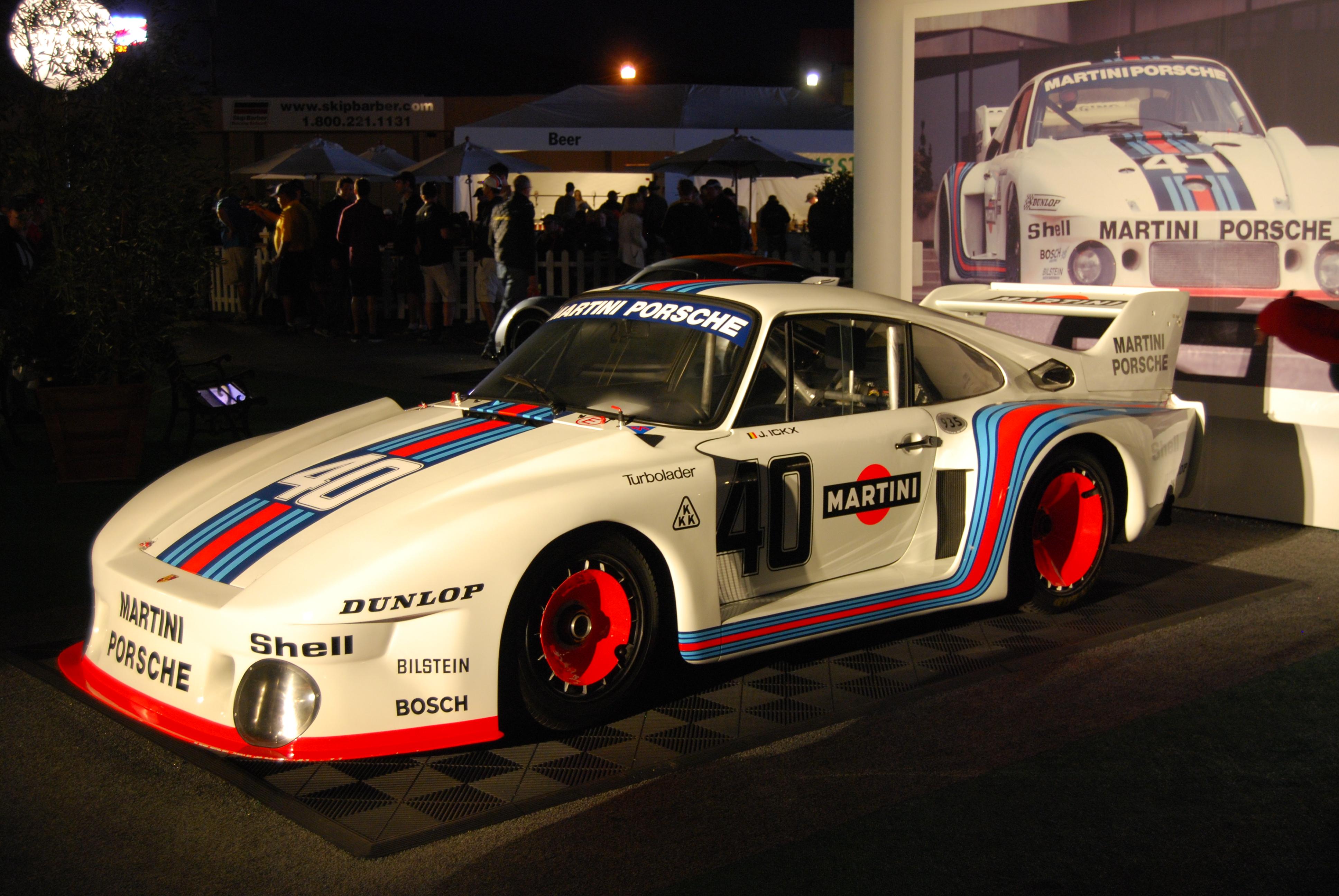 """Porsche 911 T >> File:Porsche 935 """"baby"""" turbo, 1.4 liter (7526222184).jpg ..."""
