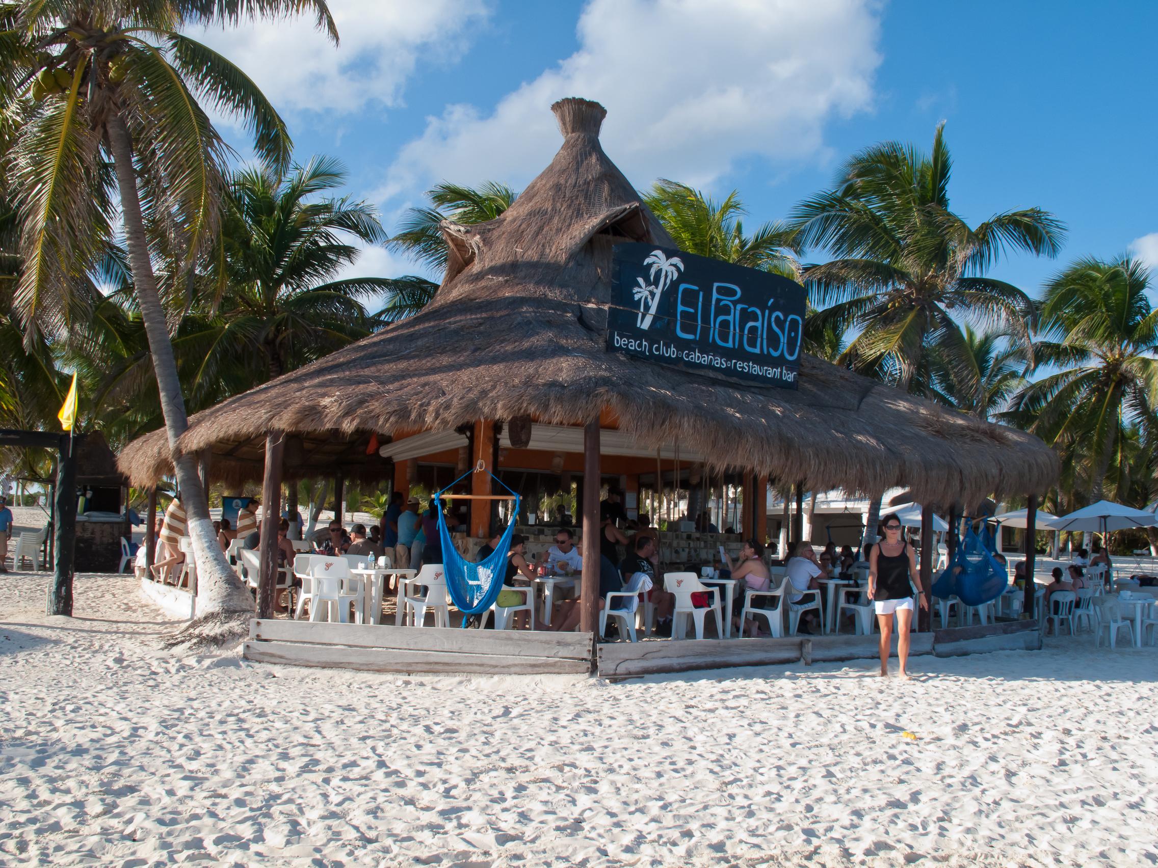 El Paraiso Beach Club Hotel Tulum